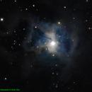 NGC 7023 - Iris nebula in Cepheus,                                Marcos Mataratzis