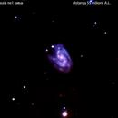 ngc157 galassia nel cetus                                                                 55 milioni  A.L.,                                Carlo Colombo