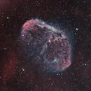 NGC6888,                                Bradisback