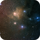Antares and Rho Ophiuchus Region,                                 Skopje Astronomical Society