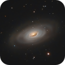 M64 - Black Eye Galaxy,                                Almos Balasi