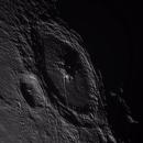 Petavius crater,                                Stefano Quaresima
