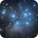 M45 | The Pleiades,                                Kevin Morefield
