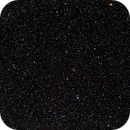 NGC 891 - wide field + position of Arp 145 (version F),                                AC1000
