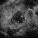 Rosette Nebula,                                smudgeball