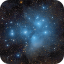 Quite cloudy tonight - M45,                                Ulli_K