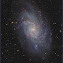 M33 - Triangulum Galaxy,                                starhopper62