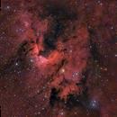 Cave Nebula HaRGB,                                Mark Holbrook