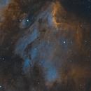 IC 5070 - Pelican in HOO,                                Axel