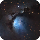 Messier 78 in Orion,                                Steve Milne