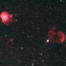 NGC2174 IC443,                                Daniel