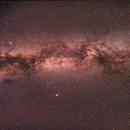 Milky Way Cygnus,                                Adrie Suijkerbuijk