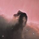 The Horsehead and Flame Nebula,                                Ara