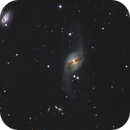 NGC3718,                                Olivier Grattepanche