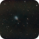 Reflexionsnebel NGC 1333 im Perseus,                                astrobrandy