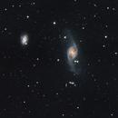 Galaxy NGC 3718.,                                Simas Šatkauskas