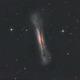 NGC 3628,                                Jürgen Kemmerer