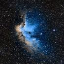 NGC 7380 The Wizard Nebula,                                Trevor Gunderson