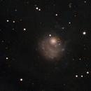 NGC 5474 Peculiar Dwarf Galaxy.,                                astroeyes