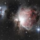 Orion M42 quick shot,                                Jocelyn Podmilsak