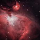 M42 The Orion Nebula,                                Kevin Smith