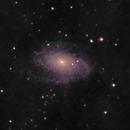 M81 Bode & M82 Cigar Galaxy,                                Aybars & Ahmet Kuzu