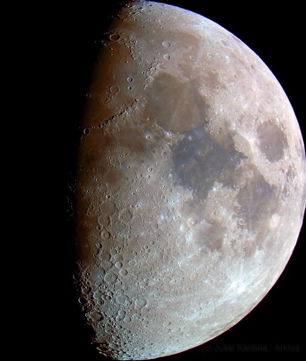 Moon,                                Jussi Kantola