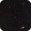 M31 and M33,                                Paolo Manicardi