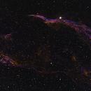 NGC6960 Western Veil / Witch's Broom Nebula,                                Nick Davis