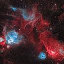 NGC 2020,                                Mark