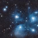 Pleiades (M45),                                Dan Gallo