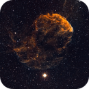 Jellyfish Nebula (IC 443) - SHO,                                dswtan