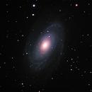 Messier 81,                                MJF_Memorial_Observatory