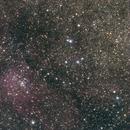 Sh2-86, NGC 6823,                                Alexander Laue