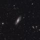 M106 / NGC 4258,                                Sabine Gloaguen