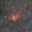 A field NGC 7380 Wizard Nebula -- Data by silkpericles,                                Giovanni Farina