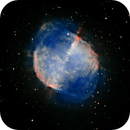 M27 Dumbbell Nebula,                                Rich