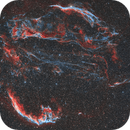 Veil Nebula(C33 and C34),                                LAUBING