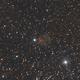 Ferrero 6 faint planetary nebula in Cassiopiea HOO,                                Pat Rodgers