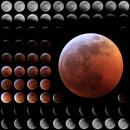 Lunar Eclipse 1-20-19 Timeline,                                Michael Southam