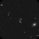 NGC4438 Chaîne de Markarian,                                F83eric