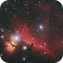 IC434  Horsehead Nebula,                                Boo Kuu