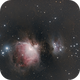 Orion Nebula,                                Scotty Bishop