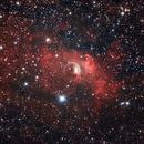 NGC 7635 Bubble Nebula,                                Barani Roberto