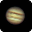 Jupiter Captured On My NexStar 8SE and Wedge,                                Chuck's Astrophot...