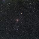 NGC 7789 - Caroline's Rose - wide field,                                AC1000