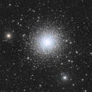 M13 l'amas globulaire d'Hercule en LRVB,                                Jean-François Douroux