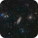 Messier 106 Spiral Galaxy under RH305,                                Miles Zhou