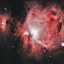 Orion Nebula,                                Charles Thompson