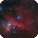 Horsehead Nebula & Flame Nebula,                                Adri Gr Nuelend